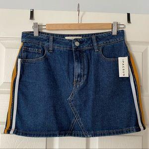 Pac Sun Denim Skirt
